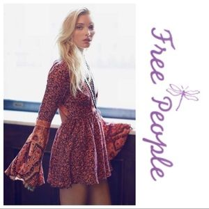 Free People Once Upon a Time Romper